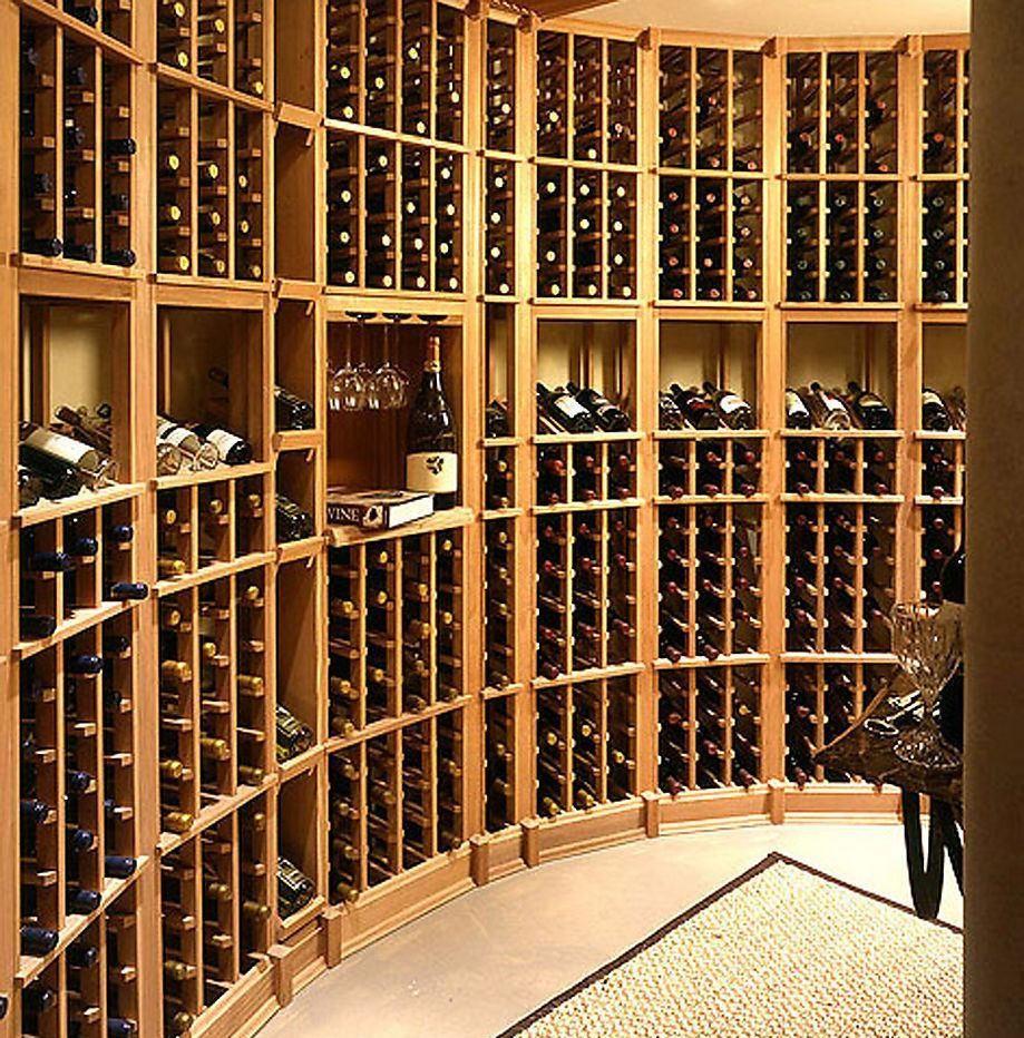 专业酒窖和家庭酒窖设计,您是不是也想有一套啊?